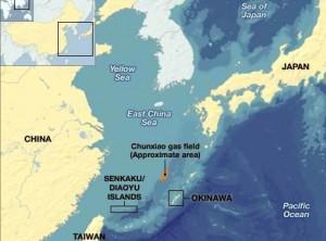 Noi tensiuni. Nave chineze intră din nou în apele teritoriale japoneze