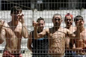 detinuti penitenciar