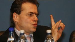 Ludovic Orban şi a anunţat candidatura la şefia PNL politica interna