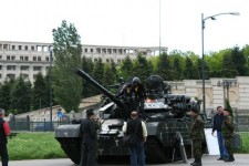 Ziua Armatei României va fi sărbătorită duminică în Parcul Izvor din Capitală