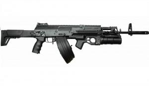 Noul Kalaşnikov. Rusia începe în 2013 producţia de serie a AK-12