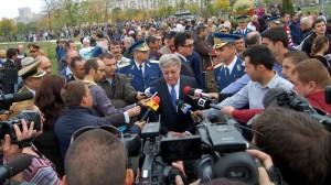 Armata a adus mii de bucuresteni in Parcul Izvor – Ziua Armatei Romane