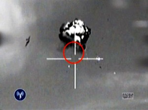 Drona iraniana doborata in Israel avea piese germane