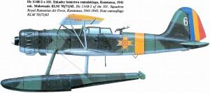 Scafandrii militari scot din Siutghiol epava unui hidroavion