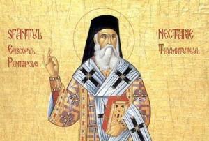 Moaştele Sfântului Nectarie, aduse la Bucureşti