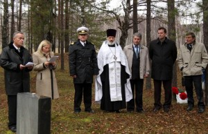 Oranki 74 - Monument in Rusia pentru prizonieri romani