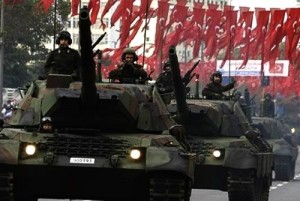 Turcia vrea o intervenţie în Siria cu orice preţ