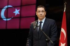 Turcia răsuflă uşurată, datorită lui Victor Ponta. Vezi de ce