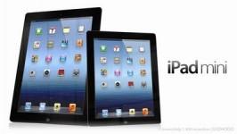 """23 octombrie: Apple va prezenta o versiune """"mini"""" a tabletei iPad"""