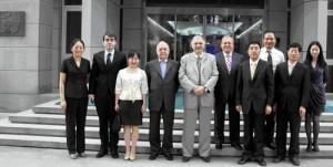 Vizita delegaţiei EURISC la CICIR