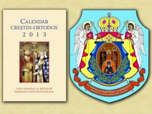 Calendarul crestin-ortodox 2013
