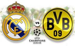 Champions League, grupa D: Real Madrid - Borussia Dortmund