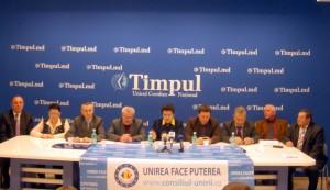 Mesajul Consiliului Unirii către Romanii veniţi la Alba Iulia, la 1 Decembrie 2012!