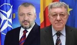 Corneliu Dobriţoiu şi Iulian Fota s-au certat la Academia Română