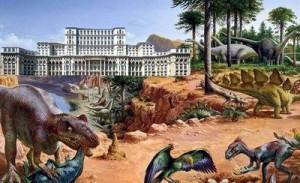 Dinozaurii din Parlamentul Romaniei