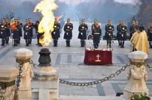 Eroii neamului, pomeniţi în biserici, de Ziua Naţională a României