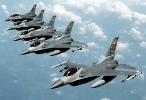 România şi Portugalia au semnat contractul de achiziţie a 12 avioane F-16