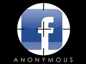 Anonymous ameninţă din nou că închide Facebook