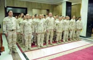 Jandarmii din Afganistan, decoraţi la MAI