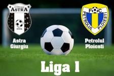 Liga I, etapa 15: Astra Giurgiu - Petrolul Ploiesti