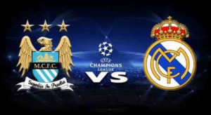 Champions League: Manchester City - Real Madrid