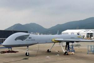 China iese la atac cu drona Pterodactyl