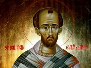 Biserica Ortodoxă Română îl serbează pe Sfântul Ioan Gură de Aur