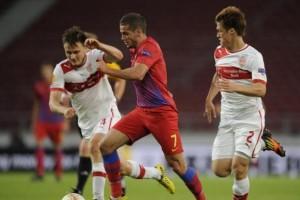 Steaua - VfB Stuttgart, scor 1-5