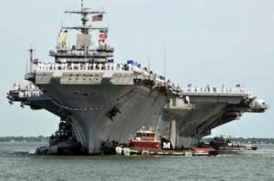 USS Enterprise va fi scos din uz