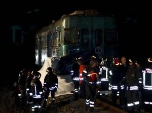 ACCIDENT GRAV ÎN ITALIA: Şase români morţi.  Microbuzul în care se aflau a fost spulberat de un tren