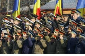 Lista noilor generali din MApN şi MAI avansaţi de 1 Decembrie