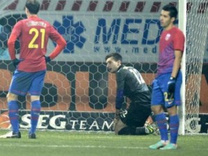 Liga I, etapa 17: Brasov - Steaua 3-1 (video)