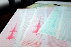 4,8 grade pe Richter. Cutremur în Marea Neagră