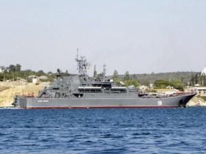 Navele militare ruseşti vor avea acces în porturile din Iran