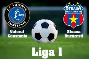 Liga I, etapa 15: Viitorul Constanta - Steaua