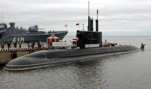 Chinezii vor patru submarine ruseşti tip Amur-1650