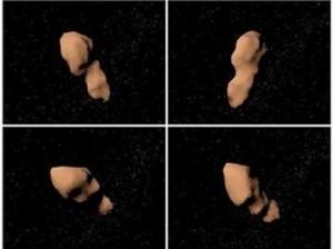 Cât de aproape de Terra a trecut asteroidul Toutatis