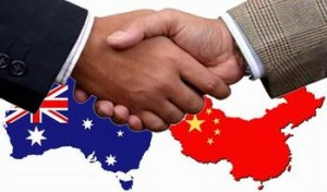 Australia şi China, manevre militare comune