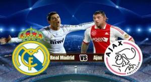Champions League, grupa D: Real Madrid - Ajax