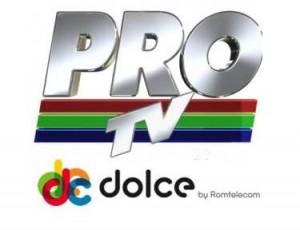 Dolce Romtelecom ar putea scoate din grilă posturile Pro Tv
