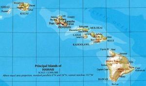 Insulele Hawaii ar putea să dispară