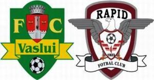 Liga I etapa 18-a FC Vaslui – Rapid Bucuresti 2 decembrie