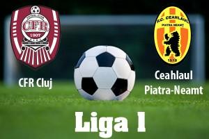 Liga I, etapa 19: CFR - Ceahlaul, scor 3-1