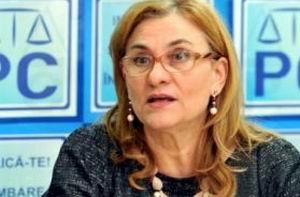 Maria Grapini, ministru la IMM-uri, Turism şi Mediul de Afaceri