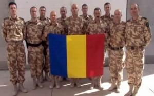 Militarii români din Afganistan, mesaje de Ziua Naţională