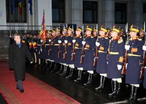 Mircea Duşa a preluat mandatul de la Ministerul Apărării Naţionale