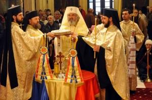 Catedrala Patriarhală. Pomenirea eroilor din decembrie 1989