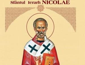 Sfantul Nicolae: Mâna dreaptă, adusă la Bucureşti de Mihai Viteazul