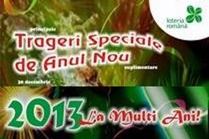 Joi 27 decembrie, fara Loto. Tragerile Speciale de Anul Nou, pe 30 decembrie