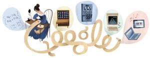 Ada Lovelace. Cine e femeia pe care o sărbătoreşte Google la 197 de ani de la naştere